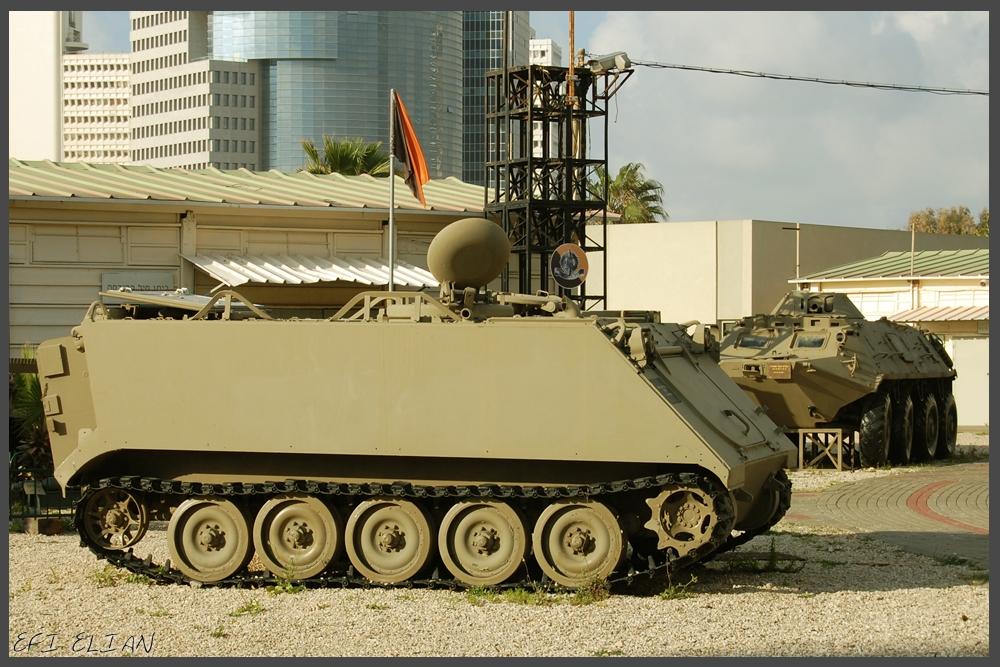 מוזיאון משרד הביטחון יד לשריון