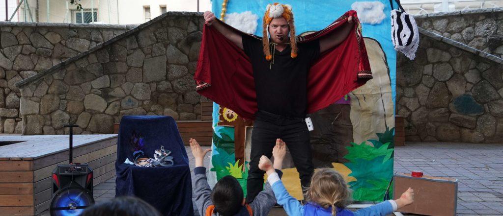 רגב שדמי תיאטרון יוצר - הצגות לילדים