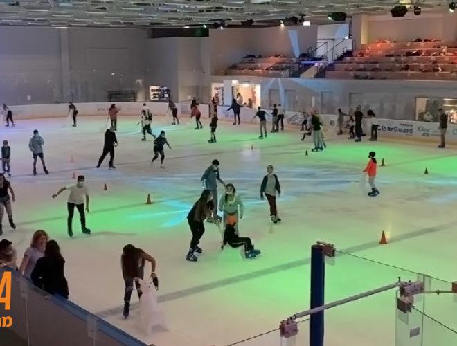 oneice-arena החלקה על הקרח